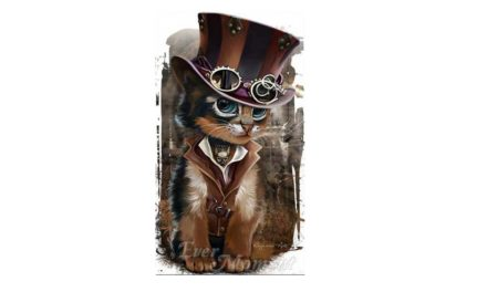 Week 26 – Steampunk cat