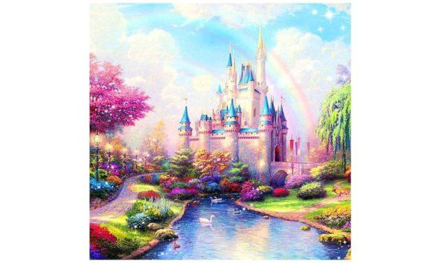 Week 35 – Disney castle