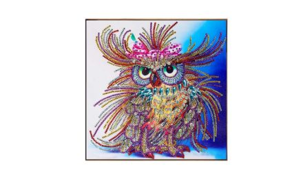 Week 33 – Colorful owl