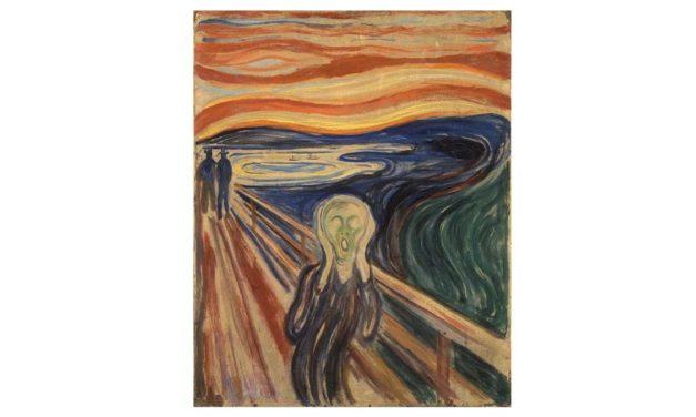 Week 44 – The Scream