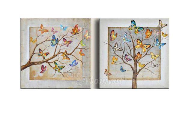 Week 43 – Butterflies on branches