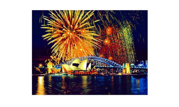 Week 1 – Sydney opera house