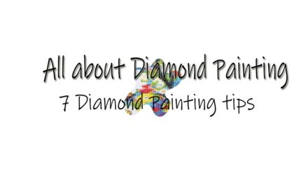 7 Diamond Painting tips