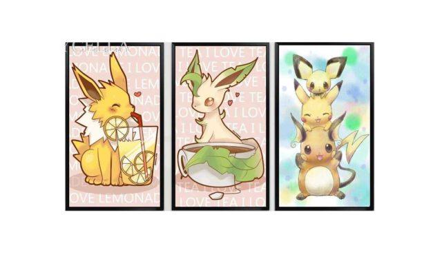 Week 5 – Pokemon