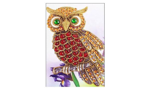 Week 8 – Magnificent owl