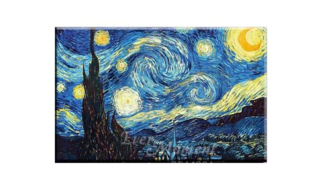 Week 9 – Starry night