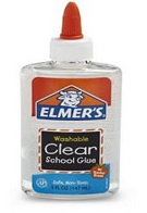 Clear Elmer Glue