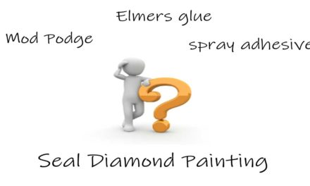 Seal the Diamond Painting?
