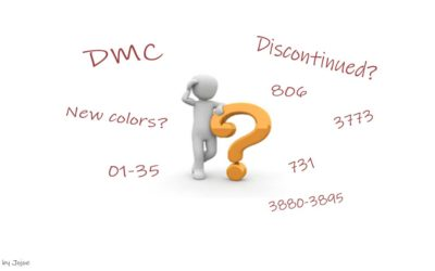 Is DMC discontinuing certain numbers?