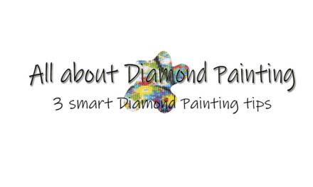3 smart Diamond Painting tips