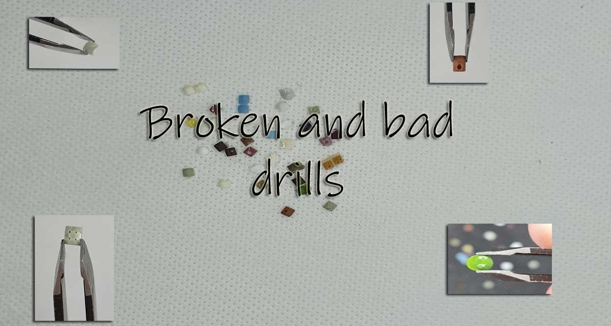 Broken and bad drills