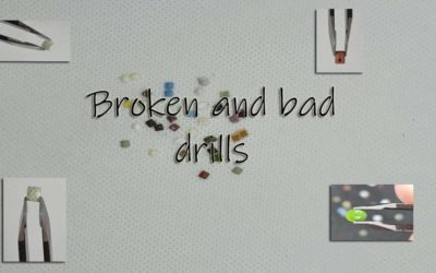 Broken and bad drills