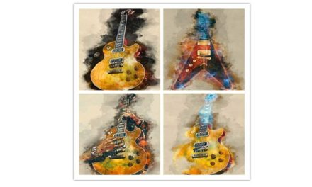 Week 38 – Cool guitars