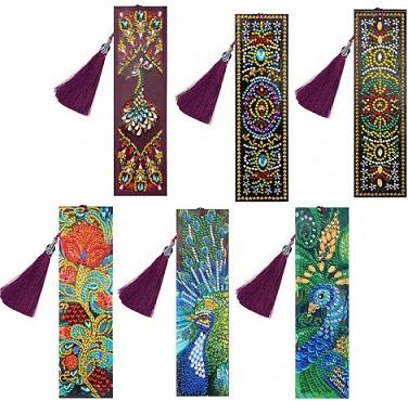 Diamond Painting bookmarks