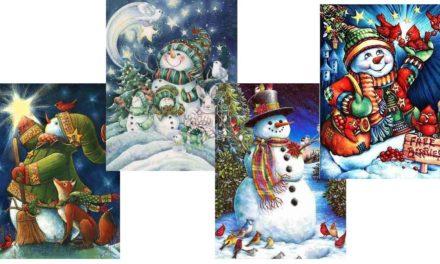 Week 49 – Snowmen