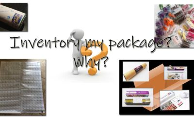 Why you should inventory your DP package