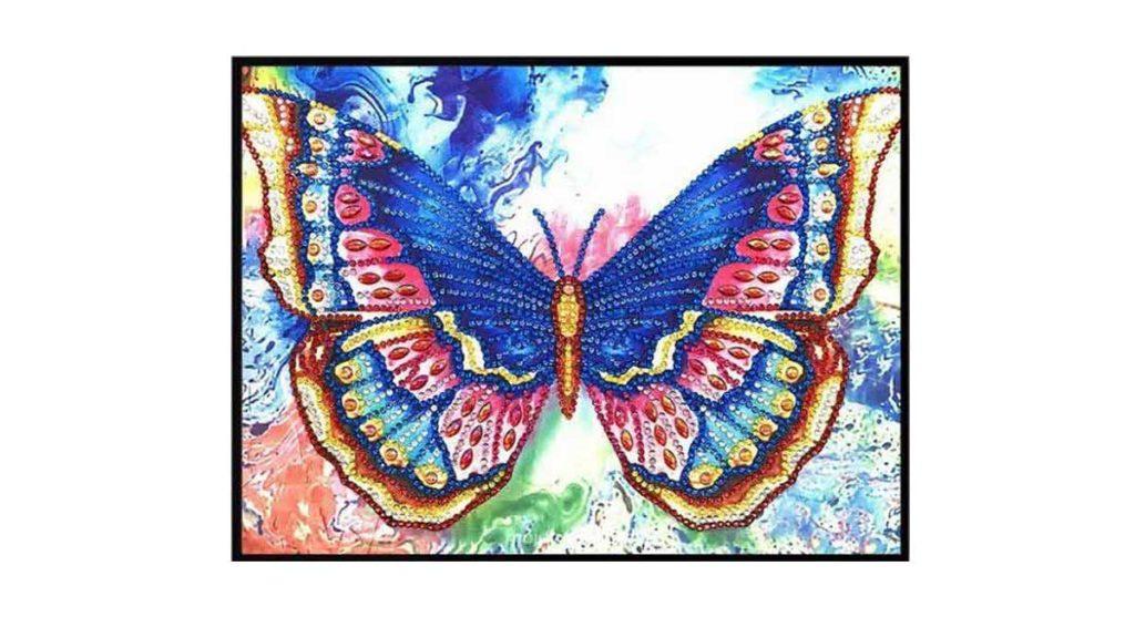 fine butterfly