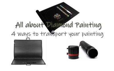 4 ways to transport your painting