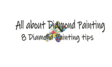 8 Diamond Painting tips