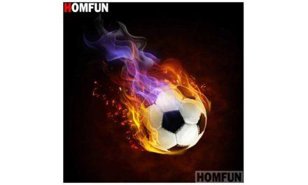 Week 22 – Burning soccer ball