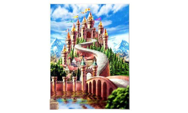 Week 17 – Cool castle