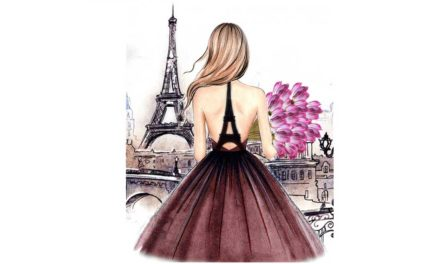 Week 24 – Girl in Paris