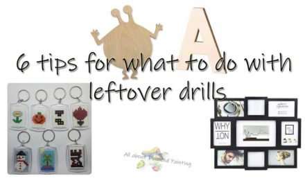 6 tips for what to do with leftover drills