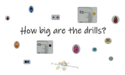 How big are the drills?