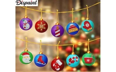 Week 52 – Christmas tree ornaments