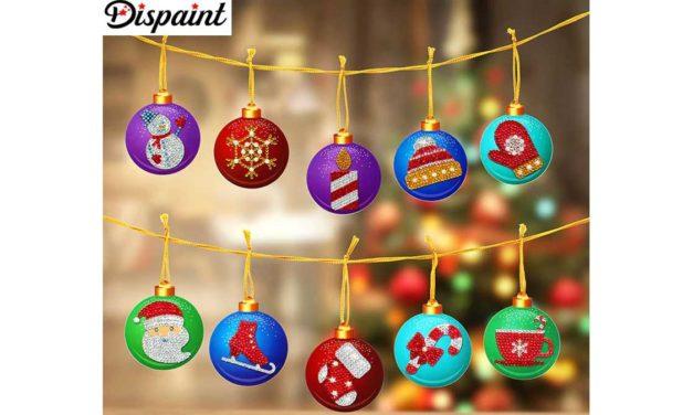 Week 52 – Christmas tree ornaments
