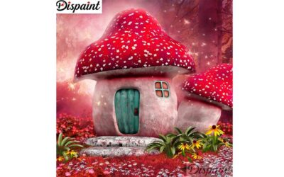 Week 8 – Fly agaric house