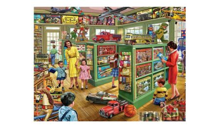 Week 7 – Toy store