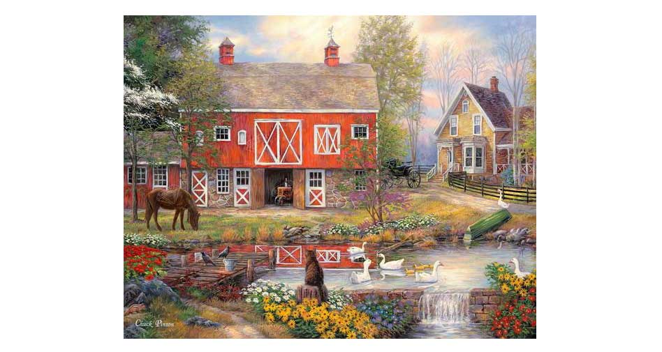 Reflections On Country Living