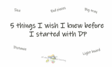 5 things I wish I knew before I started with DP