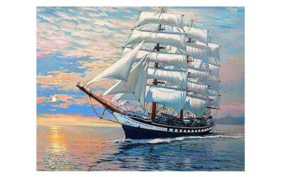 Week 15 – A grand ship