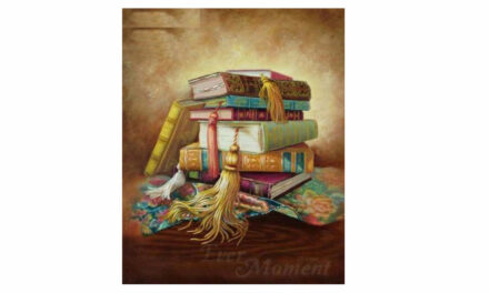 Week 18 – Pile of books