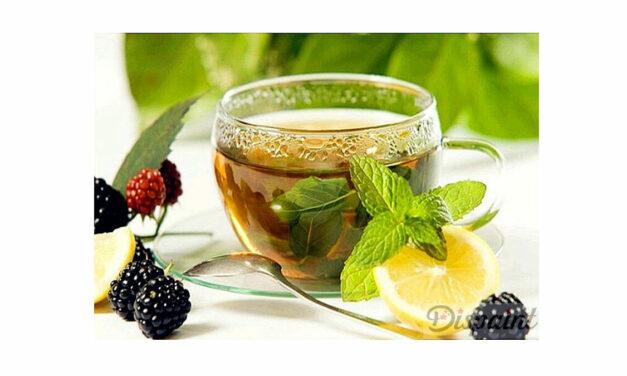 Week 24 – Glass teacup