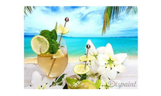 Week 27 – Drinks on the beach