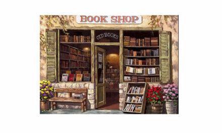 Vecka 42 – Book shop